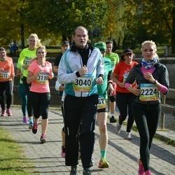 5. Tartu Linnamaraton - Ann Ipsberg (2224), Rauno Raudsepp (3040)