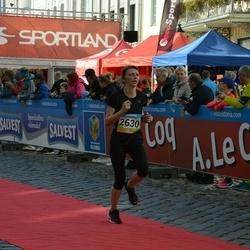 5. Tartu Linnamaraton - Birgit Liira (2630)