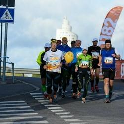 5. Tartu Linnamaraton - Valdo Jahilo (108), Margus Konnula (130), Piret Suitso (444)