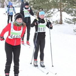 42. Tartu Maraton - Agnes Järvelaid (4689), Marianne Haug (8157)