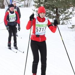 42. Tartu Maraton - Karola Sisask (5713), Anatoli Läte (8795)
