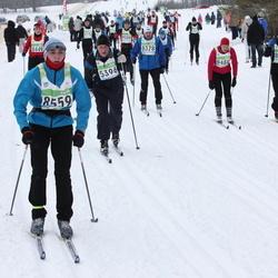 42. Tartu Maraton - Aado Luik (5396), Mark Mihkel (8559)