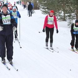 42. Tartu Maraton - Aado Luik (5396), Evelin Avi (8486)