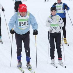 42. Tartu Maraton - Jüri Karelson (8508), Birgit Parmas (8790)