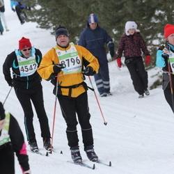 42. Tartu Maraton - Anders Bohm (4542), Heiti Popp (8796)