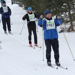 42. Tartu Maraton - Ari Sutinen (9614), Tarmo Saupõld (9987)