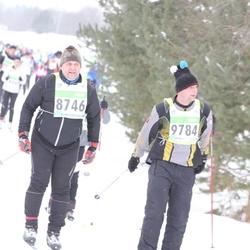 42. Tartu Maraton - Aarne Männik (8746), Hennri Kirt (9784)