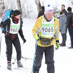 42. Tartu Maraton - Erkki Ahlqvist (9065), Annemari Muru (9603)