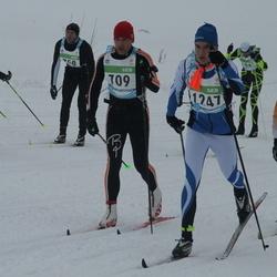 42. Tartu Maraton - Toomas Erikson (709), Andre Pukk (758), Kevin Horn (1247), Joona Saluveer (1395)
