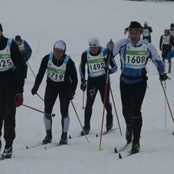 42. Tartu Maraton - Marko Adamson (1025), Bjorn Terje Sagmo (1492), Madis Uusorg (1608), Erko Reigo (1719)
