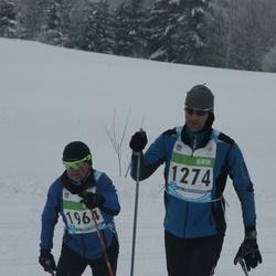 42. Tartu Maraton - Aivar Taro (1274), Viktor Sõro (1964)