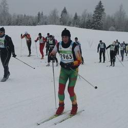 42. Tartu Maraton - Bruno Lauri (2186), Agnius Ciapas (2963)