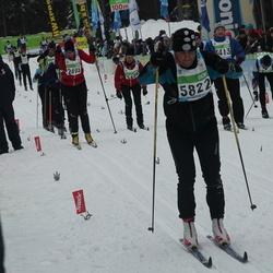 42. Tartu Maraton - Elina Lasseron (2495), Elar Grünberg (3413), Andre Lindvest (5822)