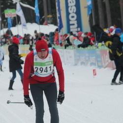 42. Tartu Maraton - Aalo Parmas (2941)