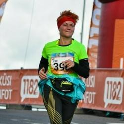 5. Tartu Linnamaraton - Ene Ojaperv (390)