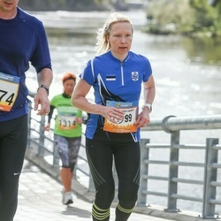 5. Tartu Linnamaraton - Annika Vaher (99)