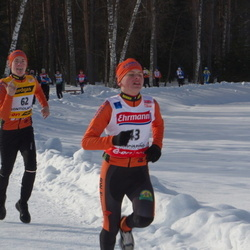 40. jalgratturite talikross Elva - Brayn Tölp (43), Jaagup Vaar (62)