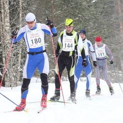16. Tallinna Suusamaraton - Dag Kivila (144), Alari Kannel (177), Jarek Mäestu (180)