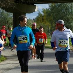 5. Tartu Linnamaraton - Ago Jõgela (2263), Aare Paulov (2927)