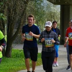 5. Tartu Linnamaraton - Annika Labent (2570), Argo Rõzikov (3111)