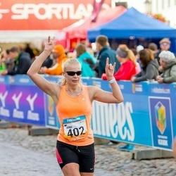 5. Tartu Linnamaraton - Anni Niidumaa (402)