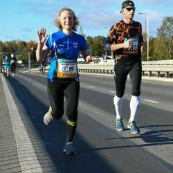 5. Tartu Linnamaraton - Annika Vaher (99), Rain Vosman (283)