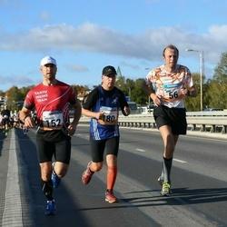 5. Tartu Linnamaraton - Arne Türkson (56), Andrus Undrest (152), Kaarel Tõruvere (180)