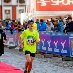 5. Tartu Linnamaraton - Artur Võlu (3498)