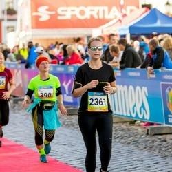5. Tartu Linnamaraton - Annika Kartsepp (2361)