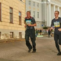 5. Tartu Linnamaraton - Artur Lättekivi (2693), Jaan Saame (3126)