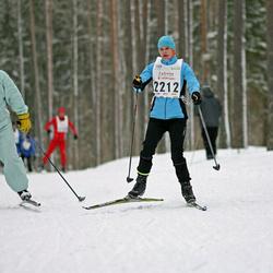 16. Tallinna Suusamaraton - Artur Jürimäe (717), Veronika Versh (2212)