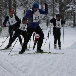 16. Tallinna Suusamaraton - Viktor Isakov (390), Aare Pilvet (427)