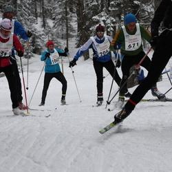 16. Tallinna Suusamaraton - Arto Saarend (671), Margus Männik (1042), Tanel Heinsoo (2067)