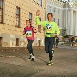 5. Tartu Linnamaraton - Berit Lille (2638), Marko Lille (2640)