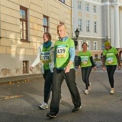 5. Tartu Linnamaraton - Arle Hanni (2178), Leoonika Kleimann (2439)