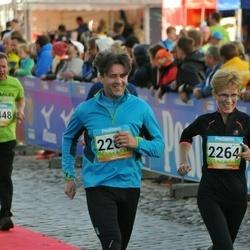 5. Tartu Linnamaraton - Ago Jõgela (2263), Anu Jõgela (2264)