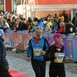 5. Tartu Linnamaraton - Ester Pae (2909), Aare Tinn (3357)