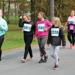 35. Paide-Türi rahvajooks - Claudia Kora (1813), Stiina Niitmäe (2228), Agne Rattik (2542), Reelika Veberson (3103)