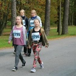 35. Paide-Türi rahvajooks - Alisa Smekalova (2795), Anastasija Smekalova (2796)