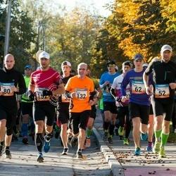 5. Tartu Linnamaraton - Gery Einberg (52), Elmo Raudpuu (132)