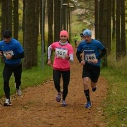 61. Viljandi Linnajooks - Indrek Hubel (16), Mikk Varik (146), Kaisa Kukk (367)