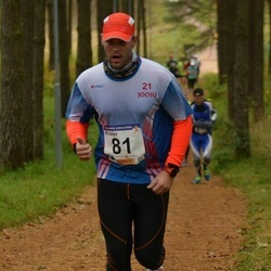 61. Viljandi Linnajooks - Krister Kallas (81)