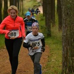 61. Viljandi Linnajooks - Riina Mardla (88), Renert Vidder (175)