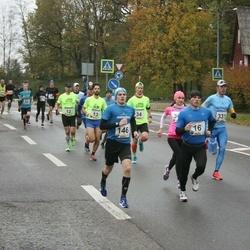 61. Viljandi Linnajooks - Indrek Hubel (16), Mikk Varik (146)