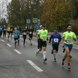 61. Viljandi Linnajooks - Meelis Rink (12), Margus Maiste (13), Jaanus Ruut (41)