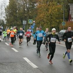 61. Viljandi Linnajooks - Kajar Tilga (283), Raimo Kurg (285), Maigo Matsalu (343)