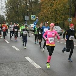 61. Viljandi Linnajooks - Alar Kaar (26), Klarika Kuusk (363)