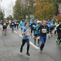 61. Viljandi Linnajooks - Bruno Pugal (170), Juhan Paabstel (253)