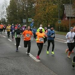 61. Viljandi Linnajooks - Siim Rein (70), Mare Mändla (271)