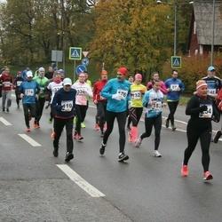 61. Viljandi Linnajooks - Arvo Luus (119), Ants Liigand (176)